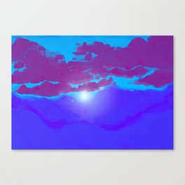 Rotating Canvas Print