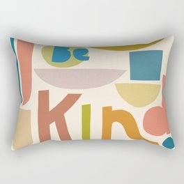 Cool to be kind #kindness Rectangular Pillow