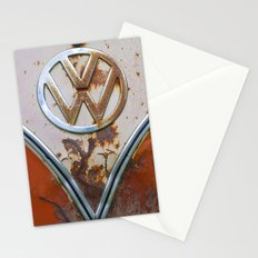 Rusty VW Stationery Cards