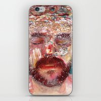 watercolour iPhone & iPod Skins featuring Watercolour by Jose Manuel Hortelano-Pi