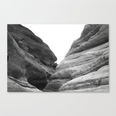 That Was the Easy Part... Canvas Print
