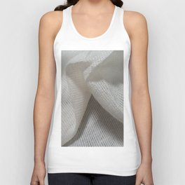 Woven Paper Unisex Tank Top