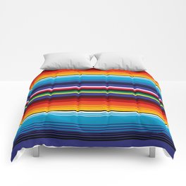 The Mexican Stripes Comforters