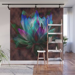 Lotus Land... Wall Mural