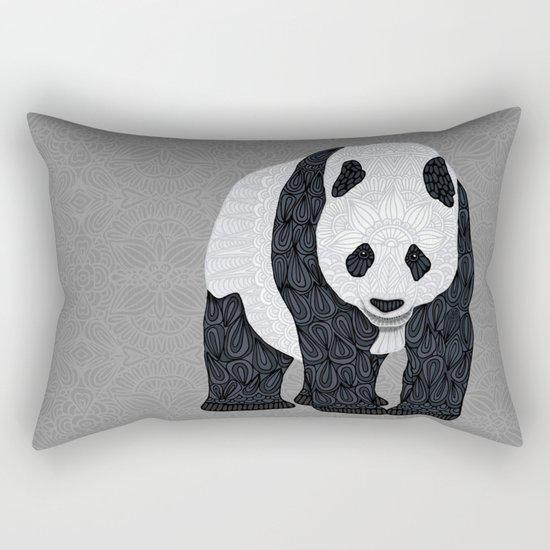 Papa Panda Rectangular Pillow