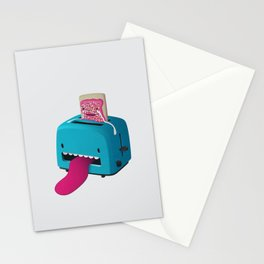 Pop Tart Stationery Cards