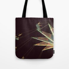 All the Pretty Lights - III Tote Bag