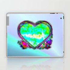 Melting Heart Laptop & iPad Skin