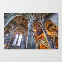 St Stephen's Cathedral Vienna Canvas Print