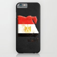 Egypt Vintage Map Slim Case iPhone 6