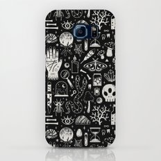 Curiosities: Bone Black Galaxy S8 Slim Case