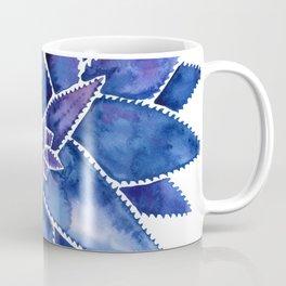 Aloe Vera – Navy Palette Coffee Mug