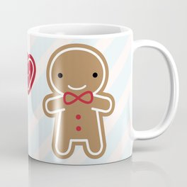 Cookie Cute Gingerbread Couple Coffee Mug