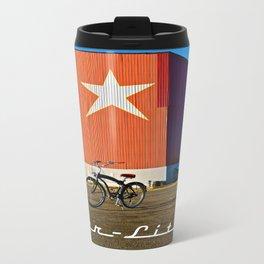 Nostalgic view Travel Mug