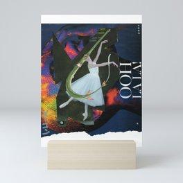 Ooh Lala! Mini Art Print