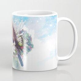 Floral Winter Magic Coffee Mug