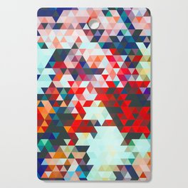 Geometrico #geometrical #abstract Cutting Board
