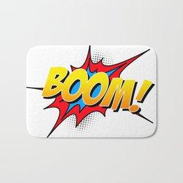 Boom!! Bath Mat