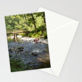 Watersmeet Bridge  Stationery Cards