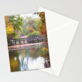 Autumn Impressions Stationery Cards