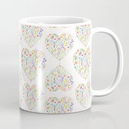 Flowerhearts Coffee Mug