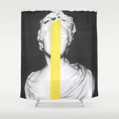 Corpsica 6 Shower Curtain