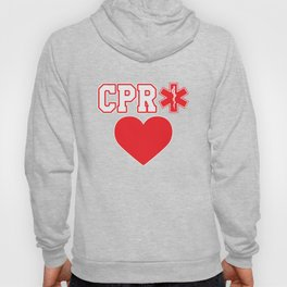 CPR EMT EMS Stare of life Gift Hoody