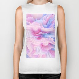rose petals Biker Tank