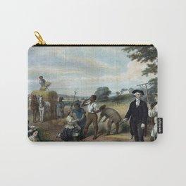 George Washington - The Farmer Carry-All Pouch