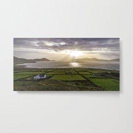Ballinskelligs Bay, Ireland Metal Print