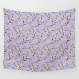 Kansas Floral Wall Tapestry