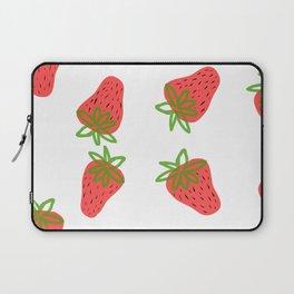 Strawberry fields Laptop Sleeve