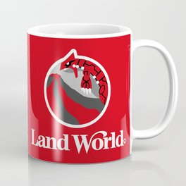 Land World Coffee Mug