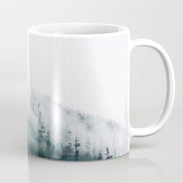 Foggy PNW Coffee Mug