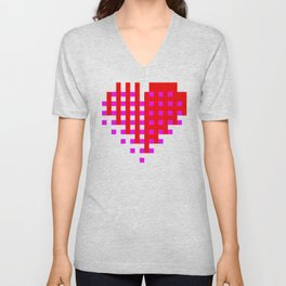 Valentine's Unisex V-Neck