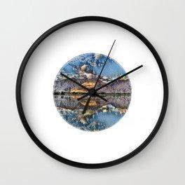 Turtuk in Ladakh Wall Clock