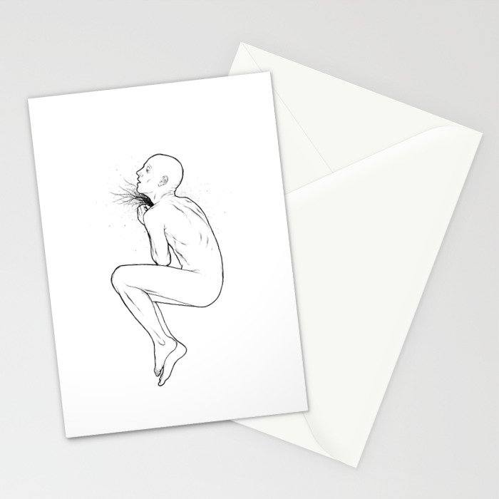 And Throat Stationery Cards