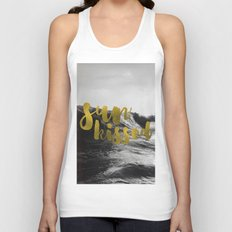 Sun Kissed Unisex Tank Top