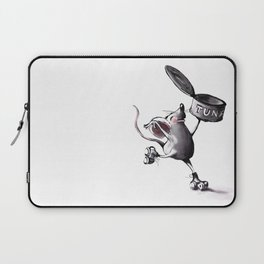 Roller Mouse Laptop Sleeve