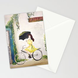 Joy of Riding Stationery Cards