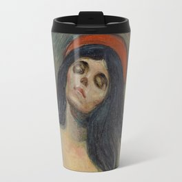 "Edvard Munch ""Madonna"", 1894 Travel Mug"