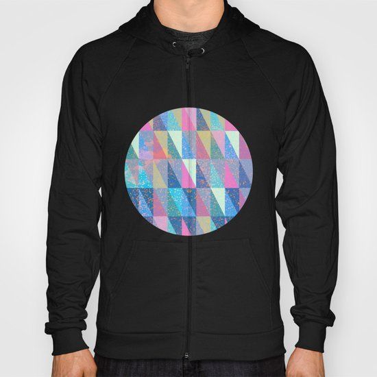 Candy Triangles Hoody