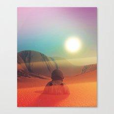 Sundazed Canvas Print