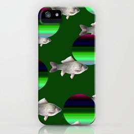 fish miracle iPhone Case