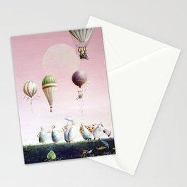 Un Deux Trois Stationery Cards