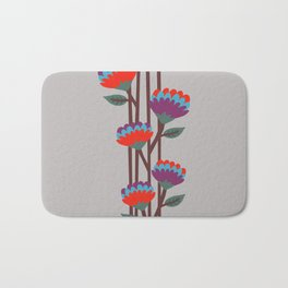 Émile Flowers Bath Mat
