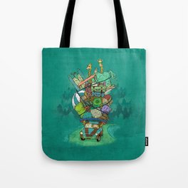 All Needed! Tote Bag