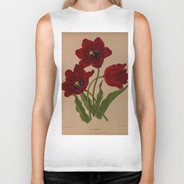 Arendsen, Arentine H. (1836-1915) - Haarlem's Flora 1872 - Garden Tulip Biker Tank