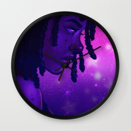 Stargirl Wall Clock