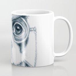Boston Terrier Detective Coffee Mug